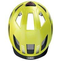 Hyban voksen cykelhjelm gul str L - 56-61 cm