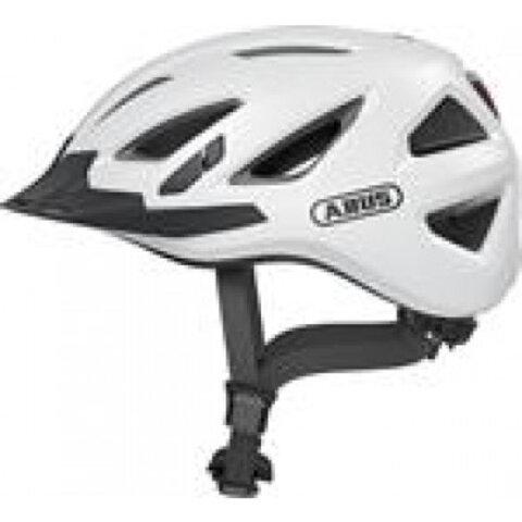 Urban-I 3.0 voksen cykelhjelm hvid str M 52-58 cm
