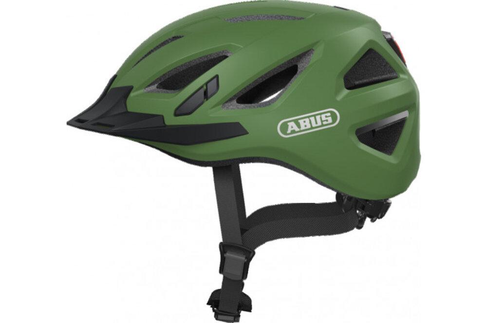 Image of   Abus Hyban voksenhjelm Jade Green str XL - 58-63 cm