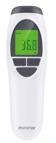 Pandetermometer
