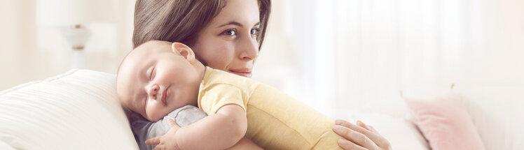 Plejeartikler til baby