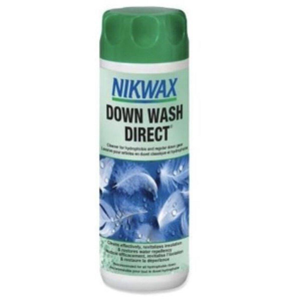 Image of Nikwax Down Wash Direct 300ml (eaae3554-d427-4d71-b20e-df53ab3f4cbd)