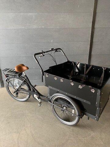 Babysam 6 pers. ladcykel med motor