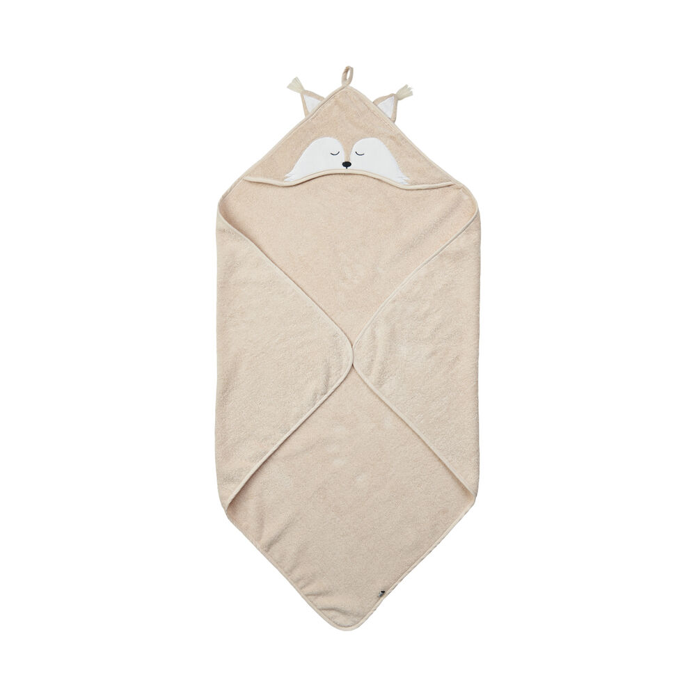 Billede af Pippi Håndklæde I Økologisk Bomuld