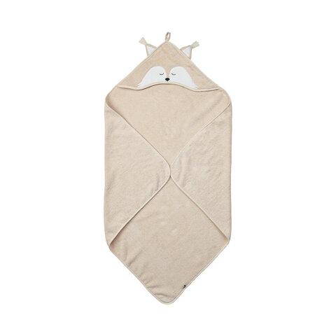 Håndklæde I Økologisk Bomuld