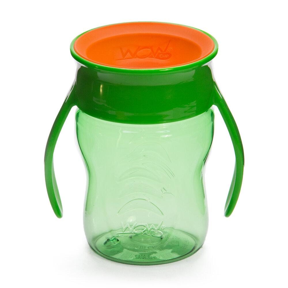 Image of WOW Kop Baby - Green Tritan (80d64fb4-dcf0-453e-91b3-7da0476a65fd)
