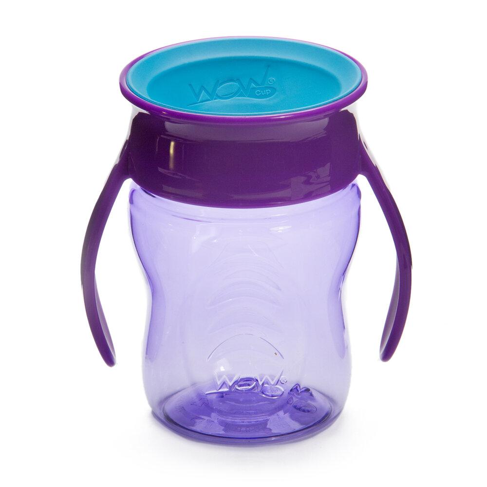 Image of WOW Kop Baby-Purple Tritan (3e2a851e-1ba4-4c0e-a266-8892b721bbc8)