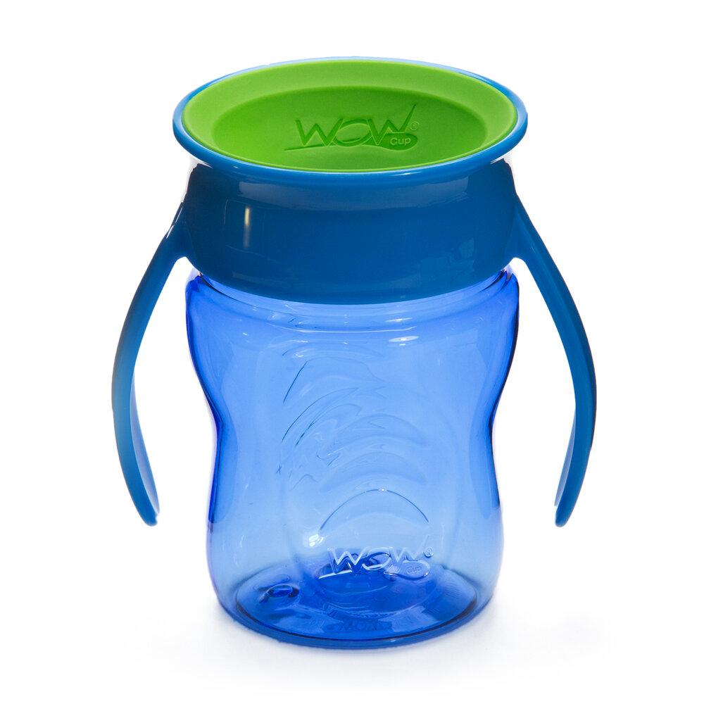 Image of WOW Kop Baby - Blue Tritan (e8957e18-3444-4adc-a1d1-c7fc2644e9c4)
