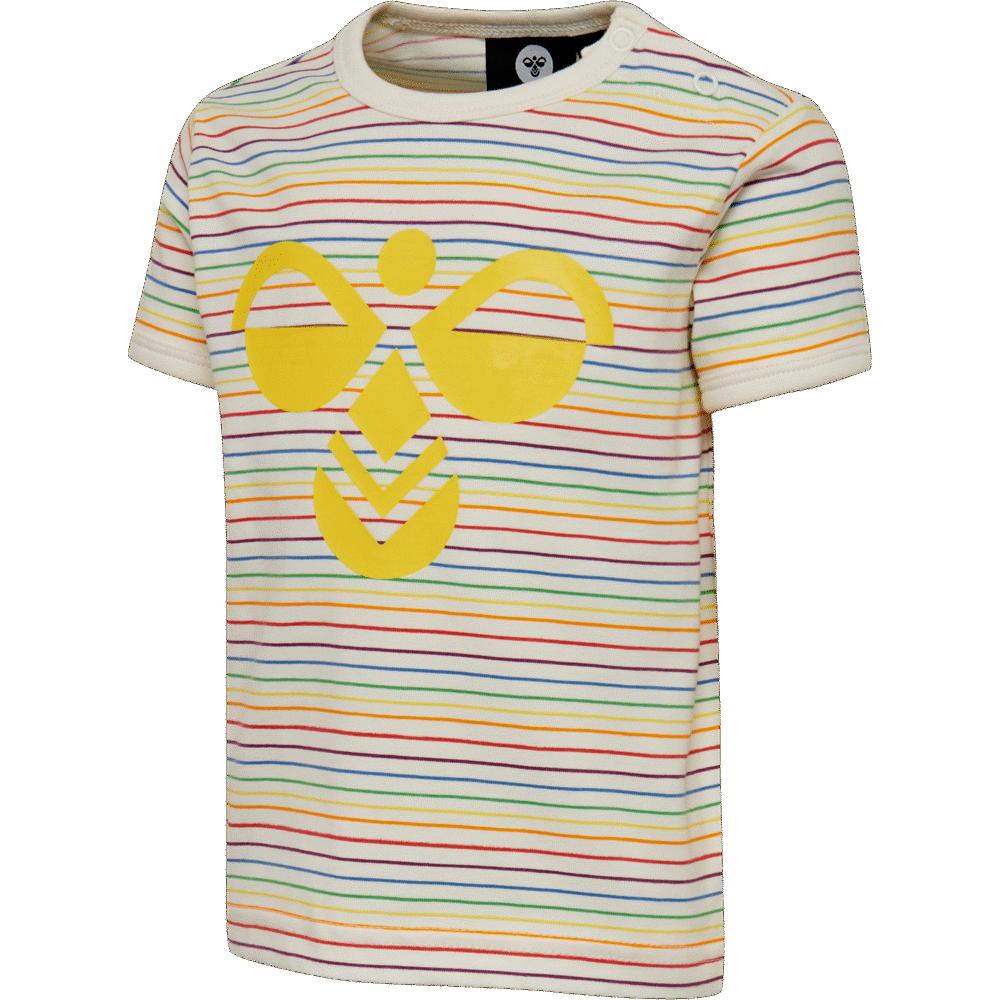 hummel Rainbow t-shirt - 9186 - Overdele - hummel