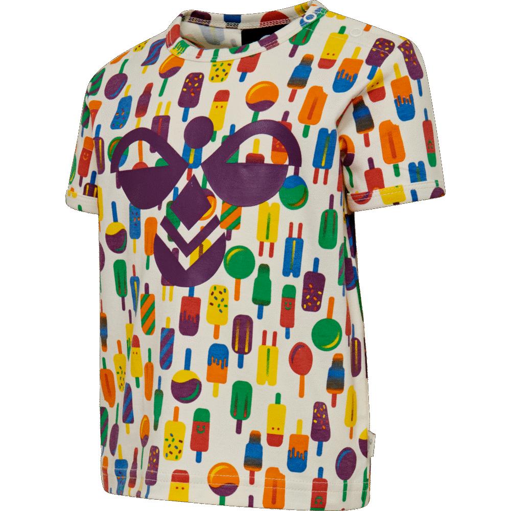 hummel Popsicle t-shirt - 9186 - Overdele - hummel