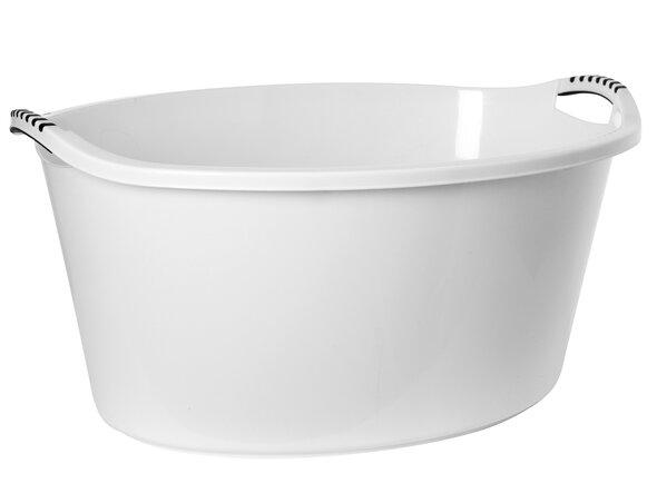 Ovalt Badekar 90 Liter