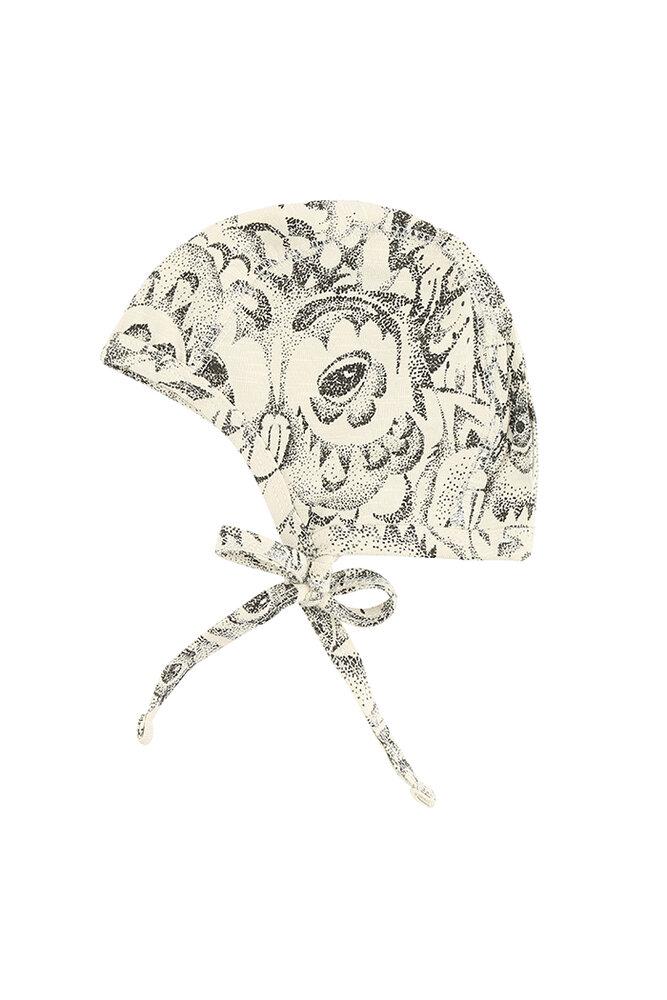 Image of Soft Gallery Hattie - Cream, AOP Owl (966b69f8-07ad-4201-a641-55b9e40ed202)