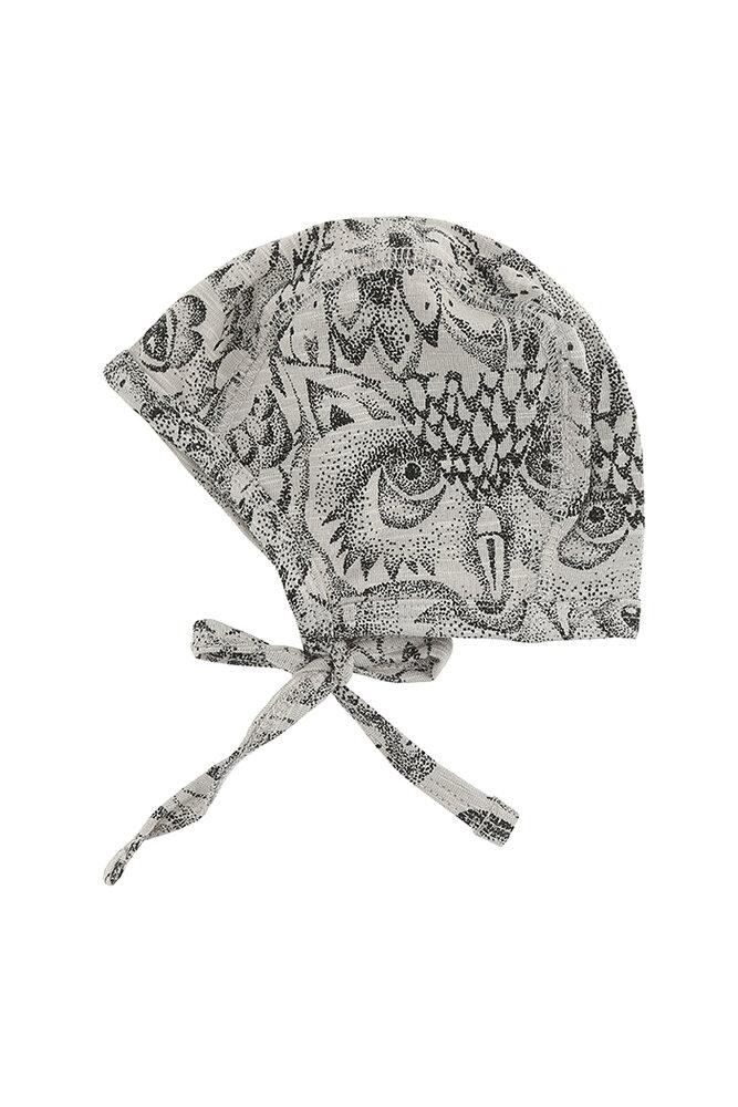 Image of Soft Gallery Hattie - Drizzle, AOP Owl (ef0e6902-918a-4b1b-906e-bdd8b9d9eec8)