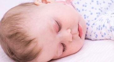 Dit barn sover igennem om natten