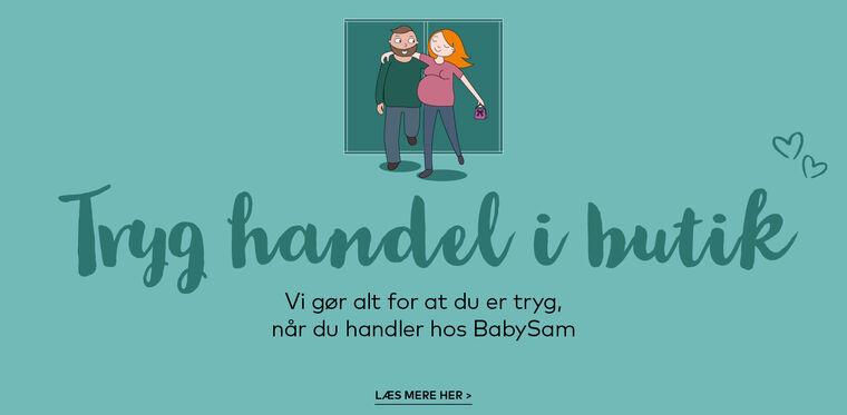 Tryg handel hos BabySam