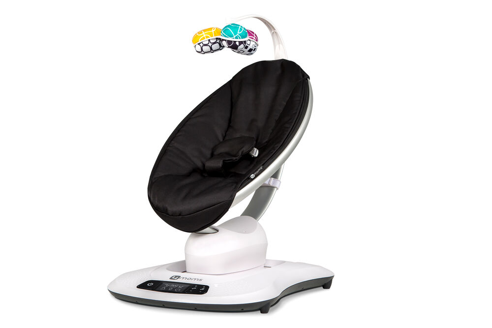 Image of 4Moms MamaRoo 4.0 - Black (2f58df20-6c74-4cbe-96be-b5190f79bd5b)