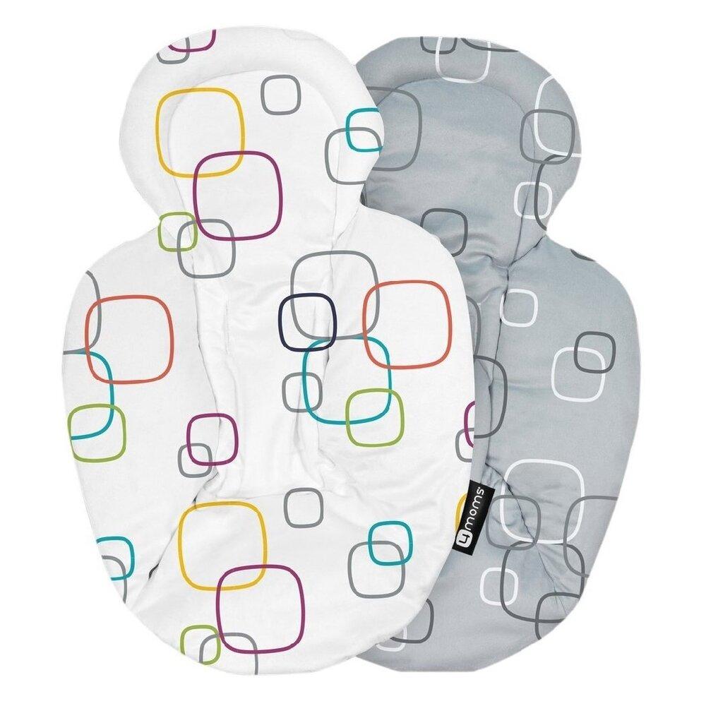 Image of 4Moms Newborn Insert - White/Grey (5be1aa17-6d41-4b09-8b89-bb3cc3ce6596)