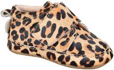 Prewalker Hjemmesko, Velcro - 912 Leopard