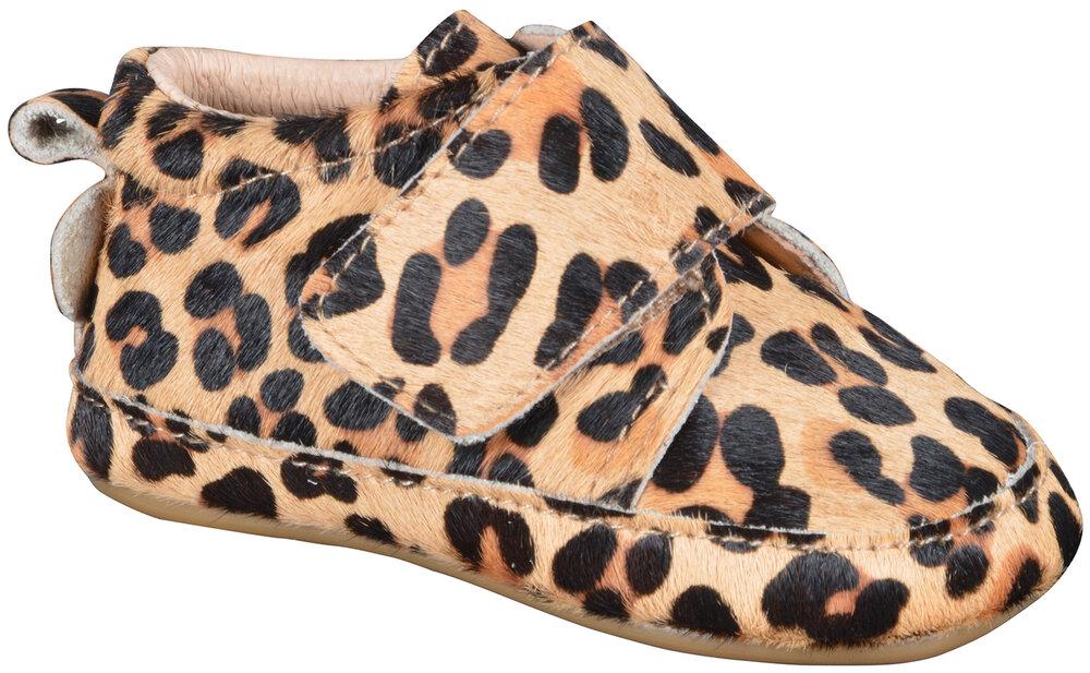Image of Move Prewalker Hjemmesko, Velcro - 912 Leopard (06c29621-e40a-47a9-a3c0-1cbe9a3b6ccb)