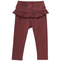 Split frill leggings - 019132501