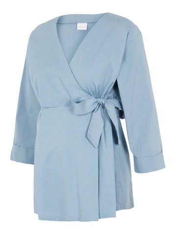 Maijsa bluse - ASHLEY BLUE