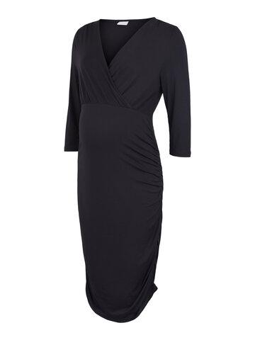 Aimy tess kjole - BLACK