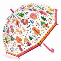 Paraply - Skoven