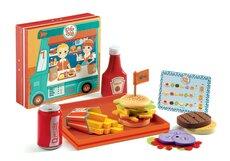 Burgerbar - Ricky og Daisy