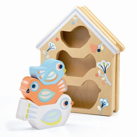 BabyBirdi puttekasse