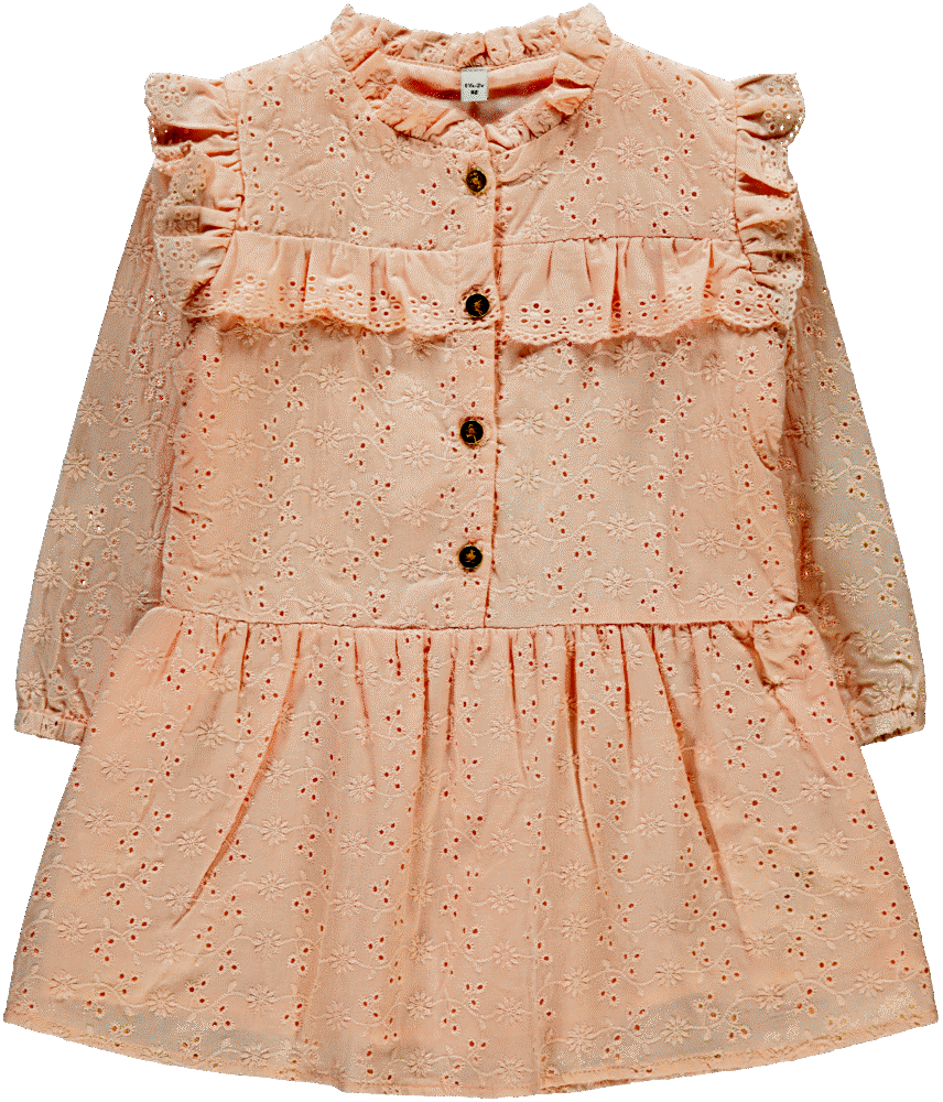Image of Lil' Atelier Grace kjole - Pale Mauve (9bedeea9-1b58-4a3b-acdb-e089717cad63)