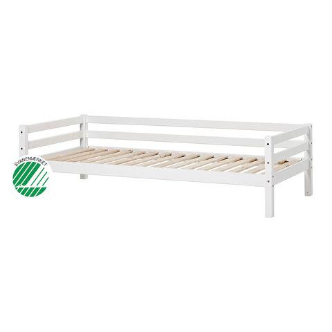 Basic Sofaseng - Hvid - 90x200 Cm