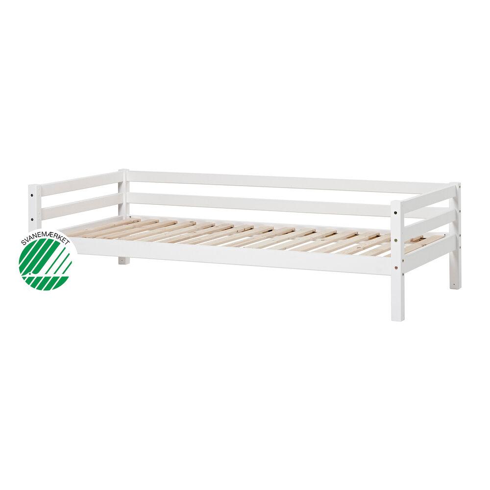 Hoppekids Basic Sofaseng - Hvid - 90x200 Cm - Juniorsenge - Hoppekids