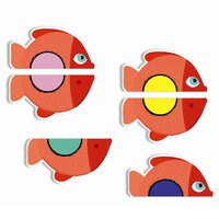 Kortspil for de små, Samle-fisk