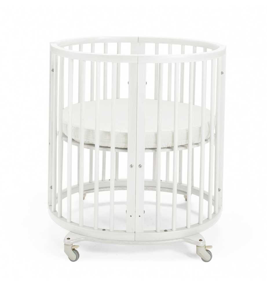 Image of Stokke® Sleepi™ Mini - White (41e076ab-3e79-4928-8a90-c642e9e993a2)