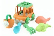 Strandsæt - Bioplast, bil, 6 dele