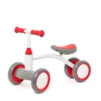Løbecykel af metal til de små