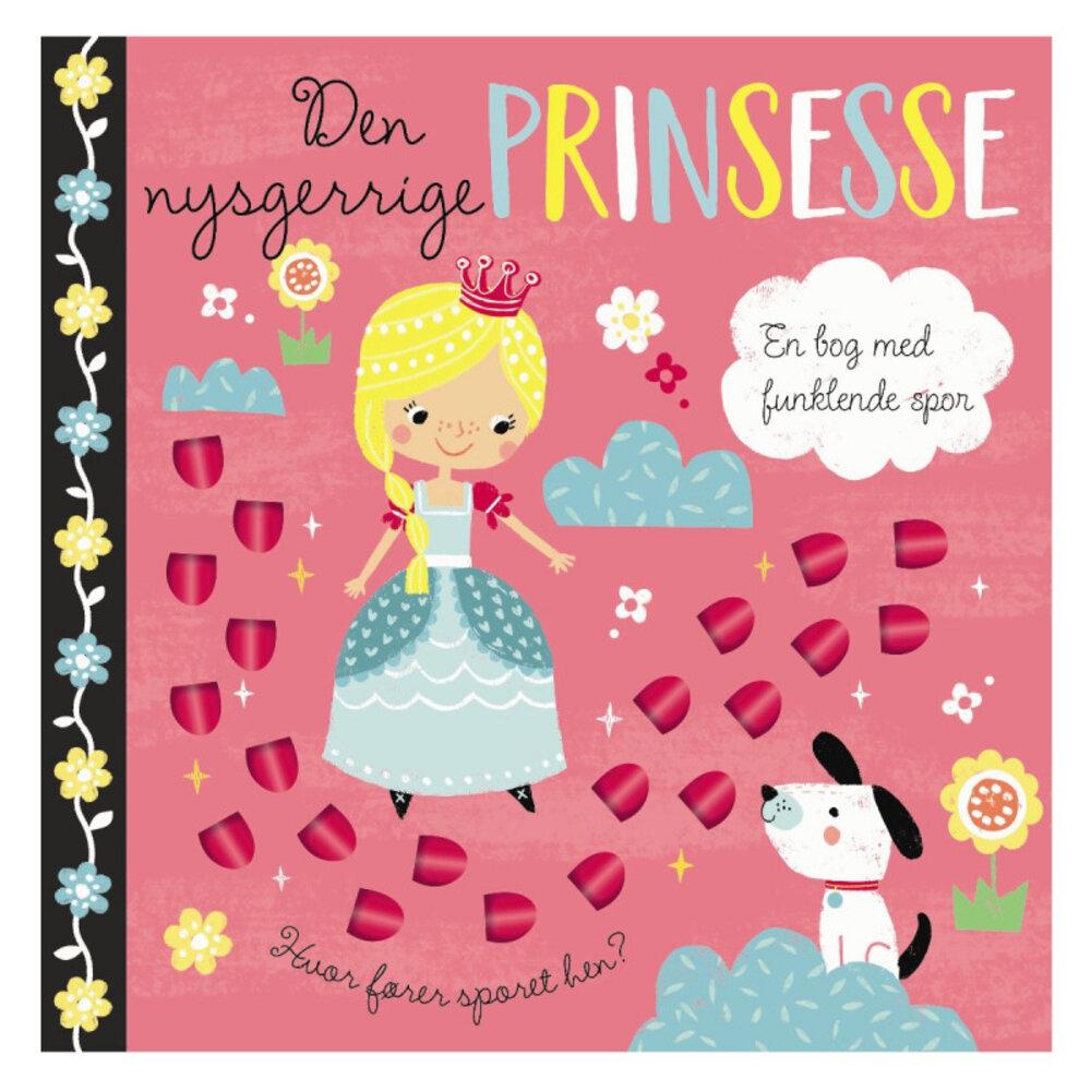 Image of Karrusel Papbog, Den lille prinsesse (17513713-ea87-45b3-b98b-775ba53d1ff4)