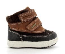 Vinterstøvle med Gore Tex - BRUN