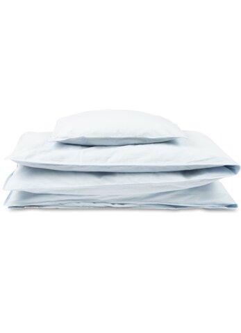 Voksen sengesæt - light blue