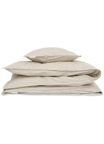 Voksen sengesæt - stripe classic