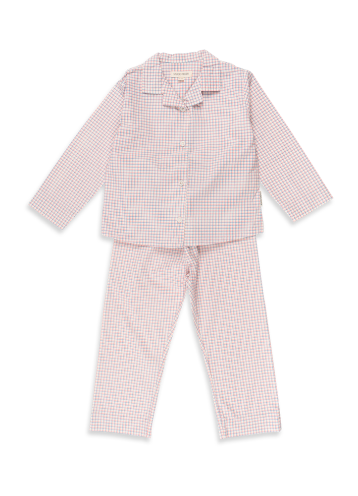 Image of Studio Feder Pyjamas - FRENCH CHECK (1d851206-7424-4827-a239-1d573b42090b)