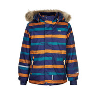 Skijakke herringbone - 7790