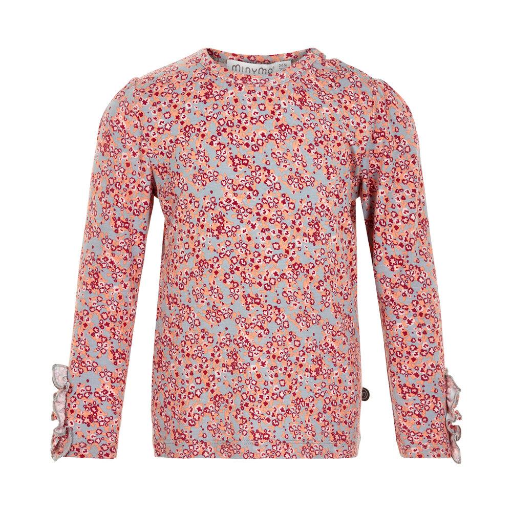 Minymo T-shirt langærmet - 1856