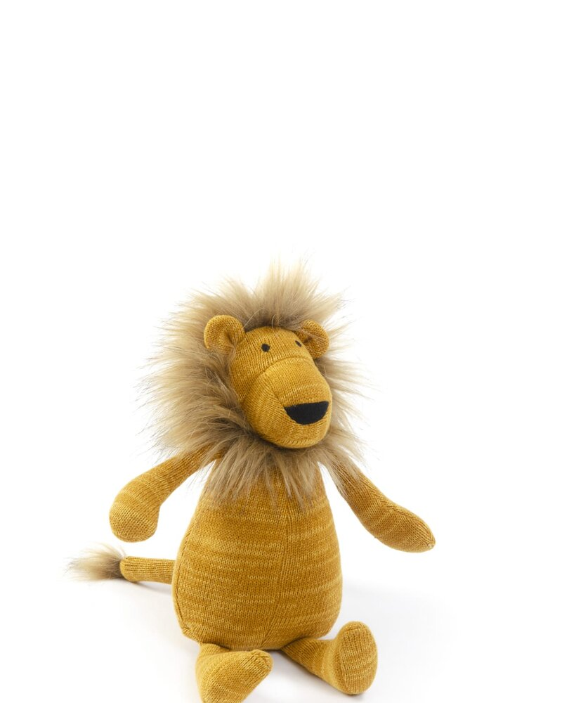 Smallstuff Løve med manke karry image