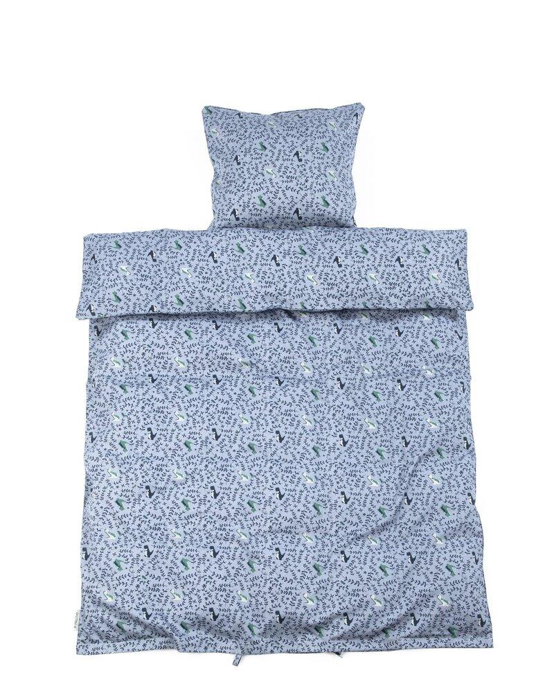 Image of Smallstuff Baby sengetøj denim (c0bd7941-f0ae-4c96-80f7-63e7e09a9756)