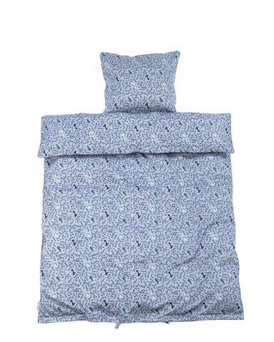 Baby sengetøj denim