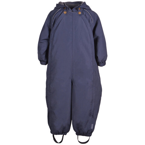 Nylon baby suit - BLUE NIGHT