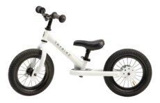 Trybike 2-hjul, hvid