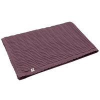 Knit tæppe flint