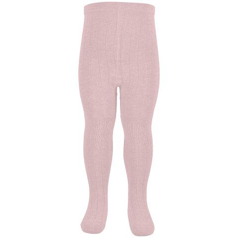 ABS bambo/uld strømpebuks med antislip på knæer. - 507